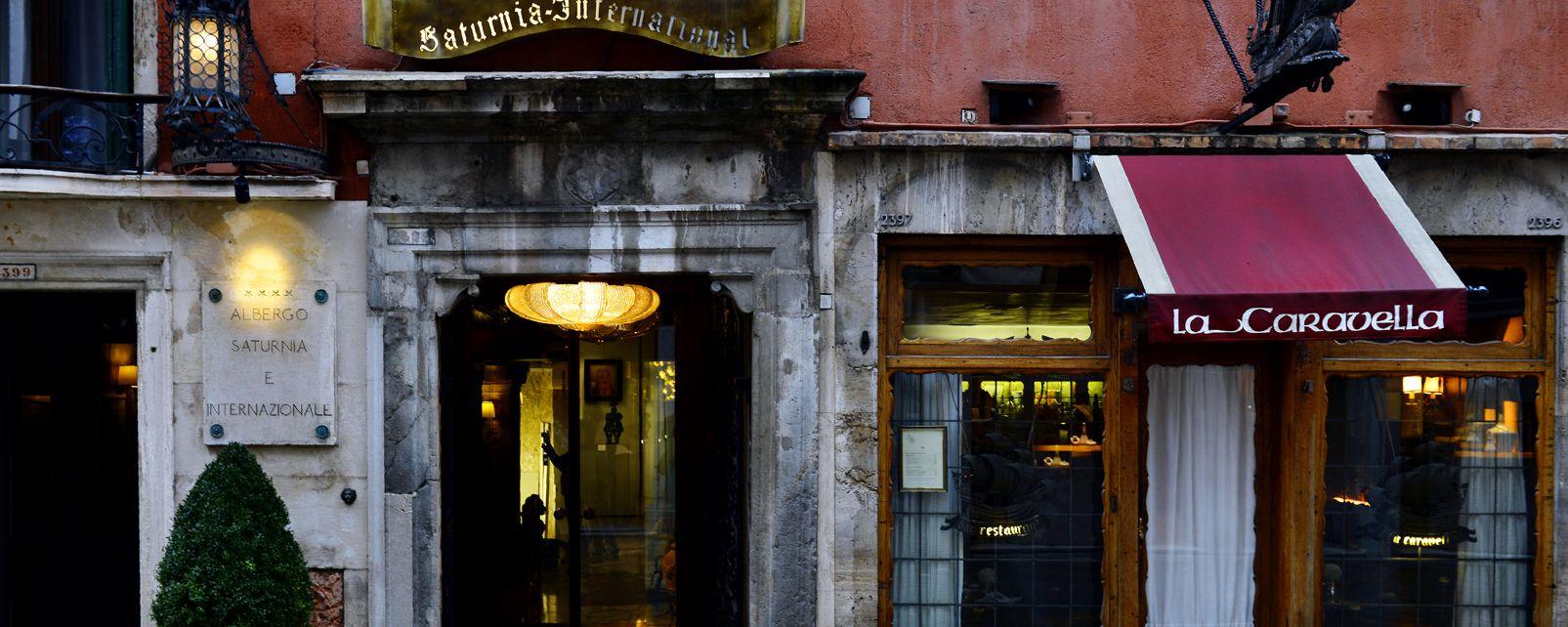 Hotel Saturnia International Venezia