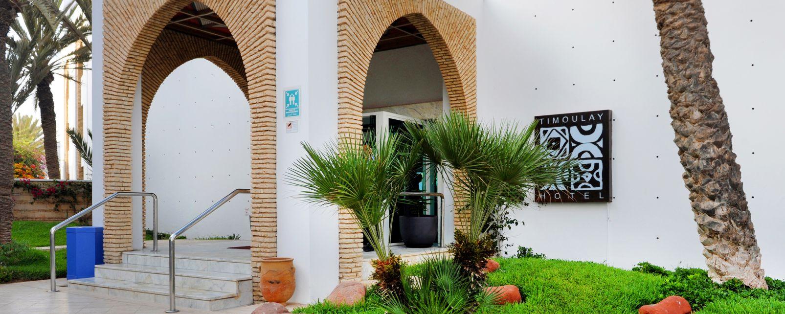 Hôtel Timoulay