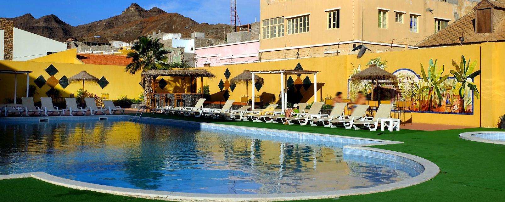 Hôtel Oasis Atlantico Porto Grande