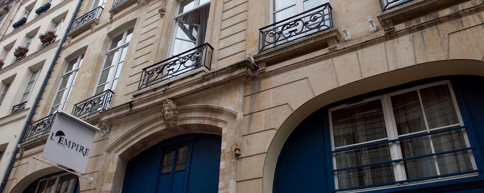 Hotel L'Empire Paris