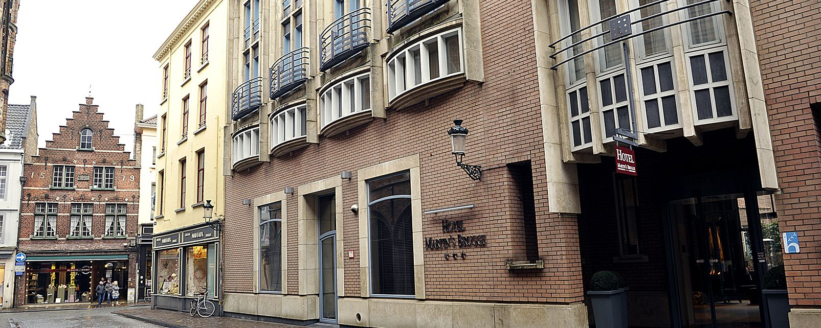 Hôtel Martin's Brugge