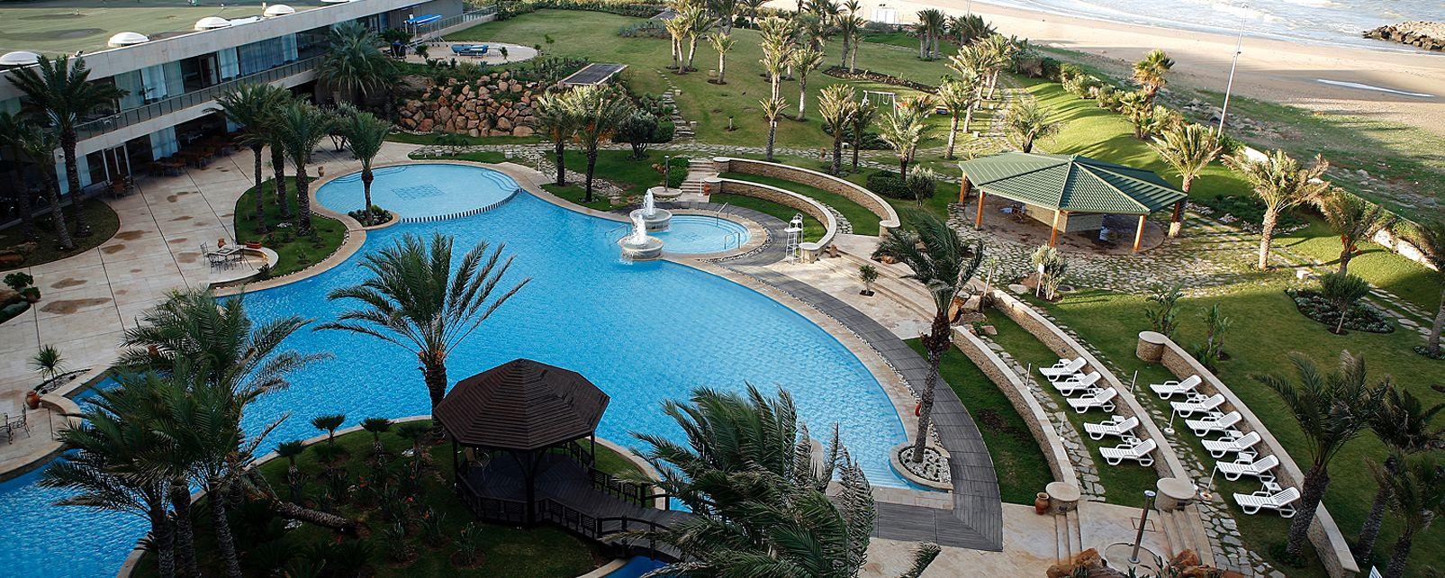 Hôtel Movenpick hotel casinon Malabata