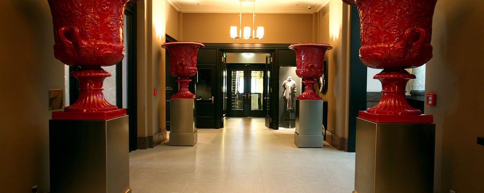 Hotel Rocco Forte The de Rome