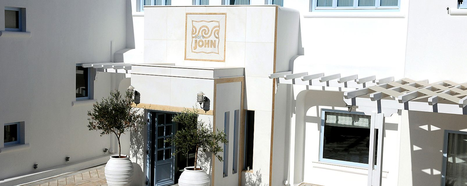Hôtel Saint John Mykonos