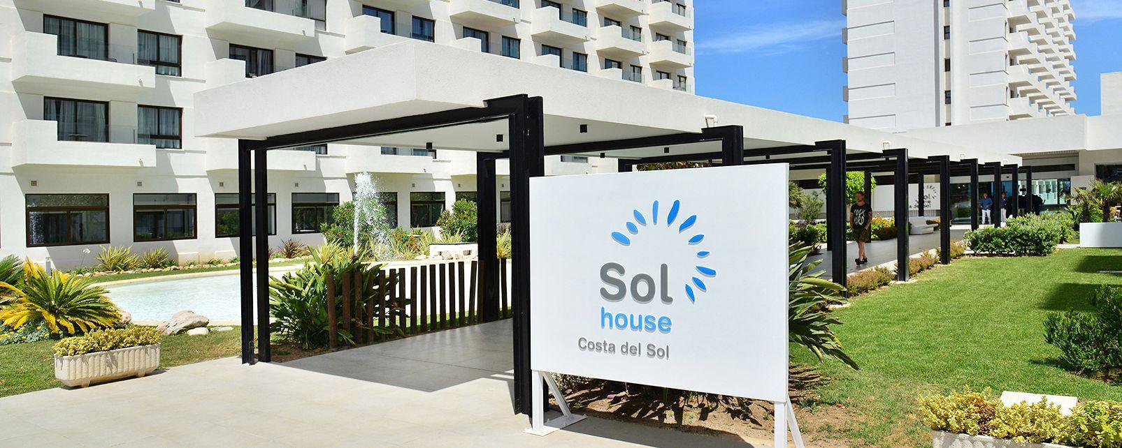Hôtel Sol House Costa del Sol