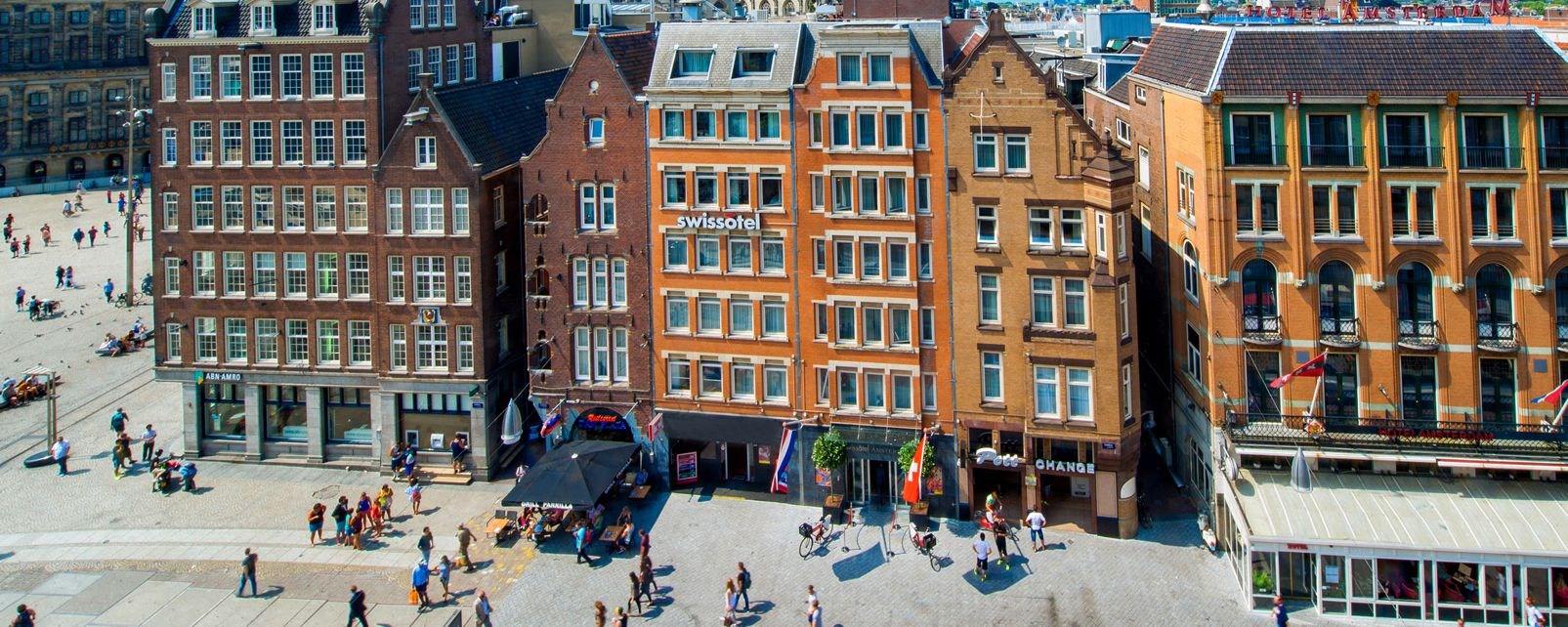 Hôtel Swissotel Amsterdam