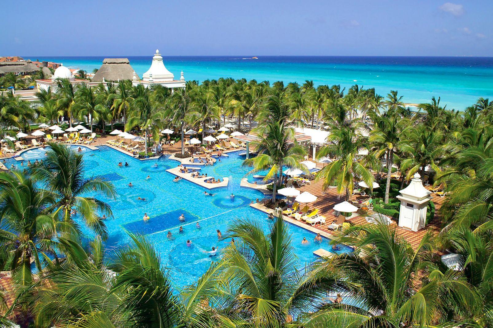 Hôtel Riu Palace Riviera Maya 5* - 1
