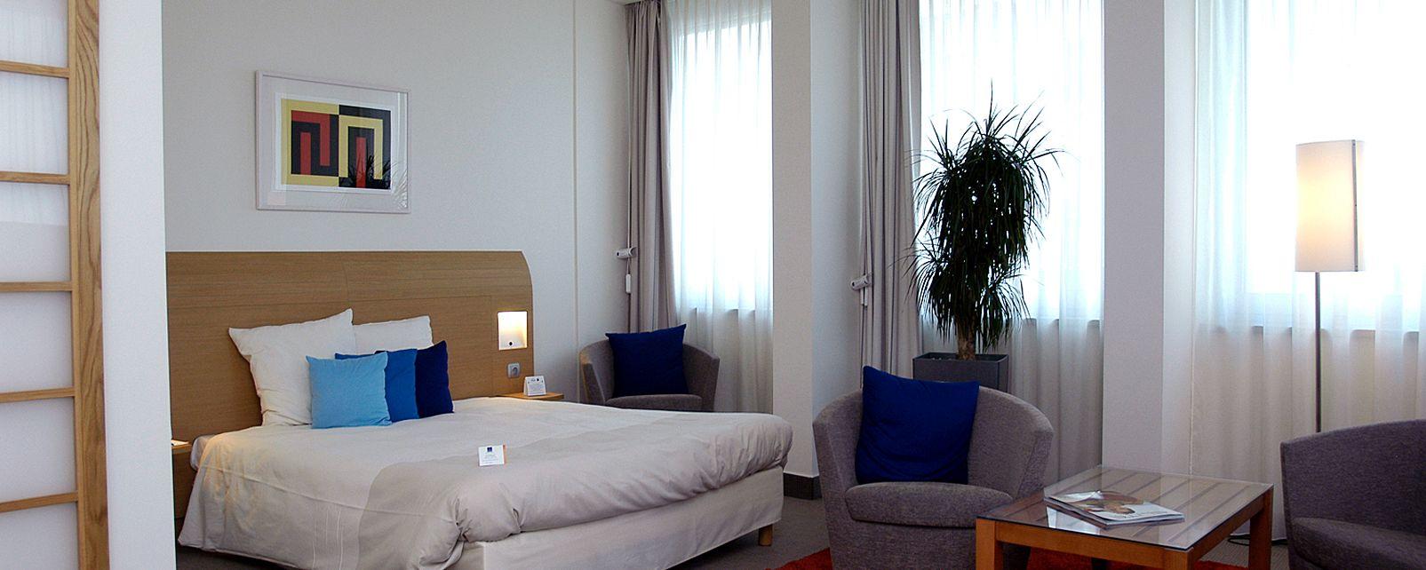 Hôtel Novotel Danube