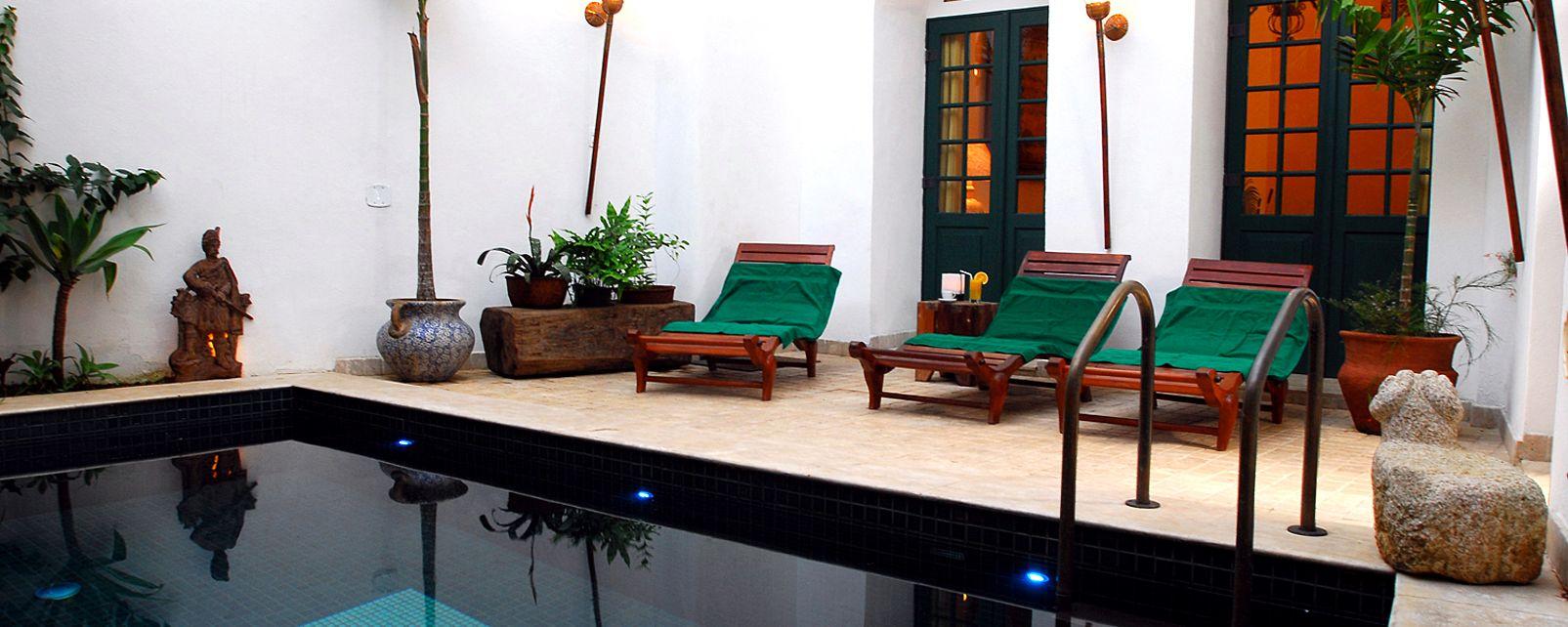 Hôtel Villa Bahia