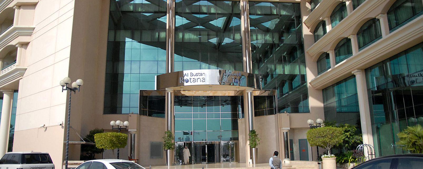 Hôtel Al Bustan Rotana