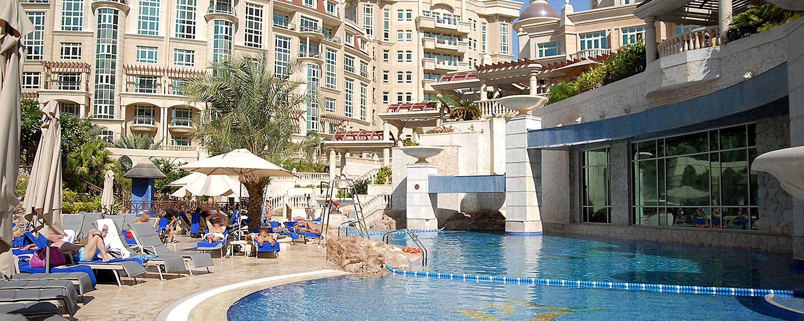 Hotel Al Murooj by Rotana