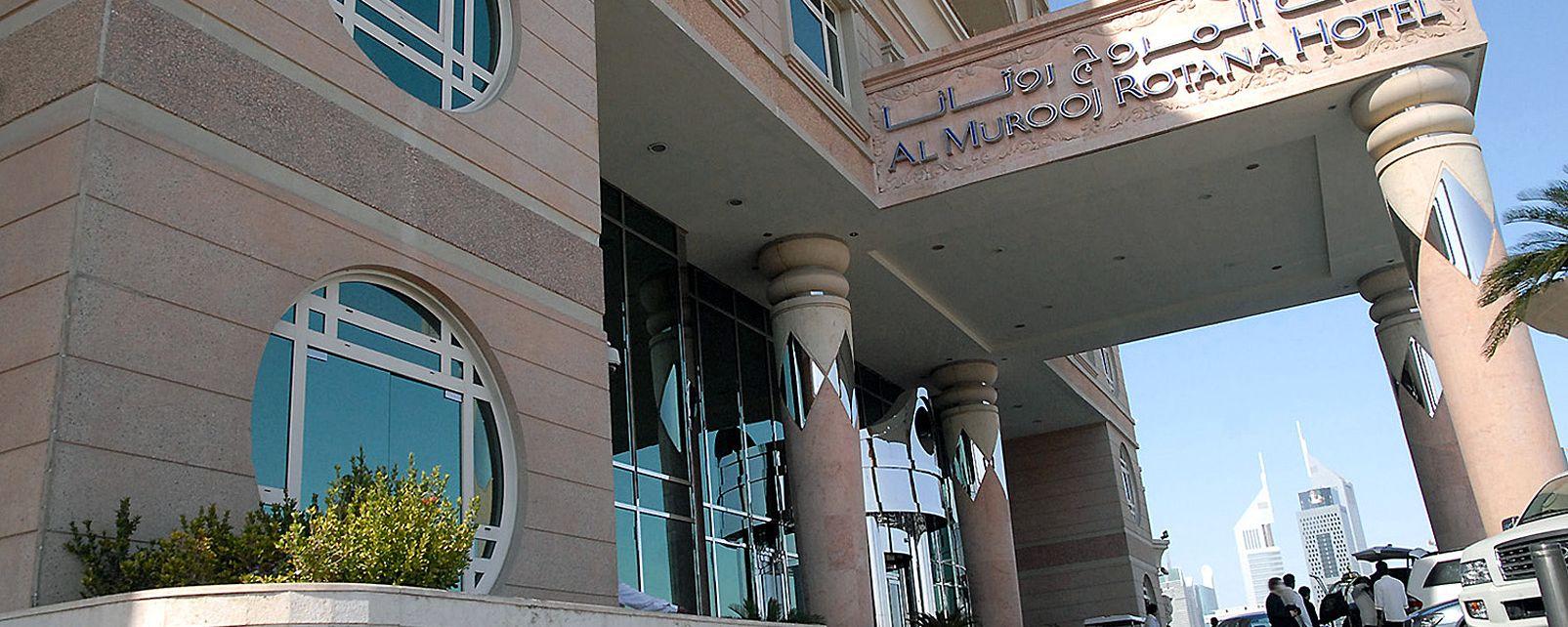 Hôtel Al Murooj Rotana Club