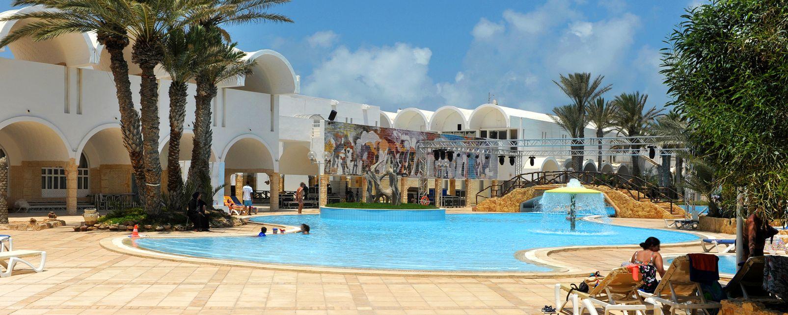 Hôtel Narjess - Dar Djerba