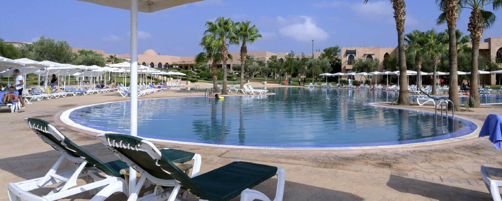 Hôtel Marrakech Ryads Parc and Spa