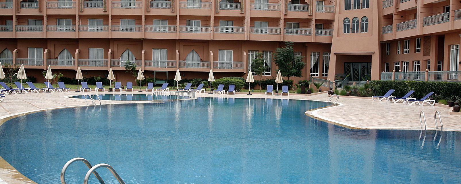 Mogador Kasbah Hotel And Spa Marrakech Maroc