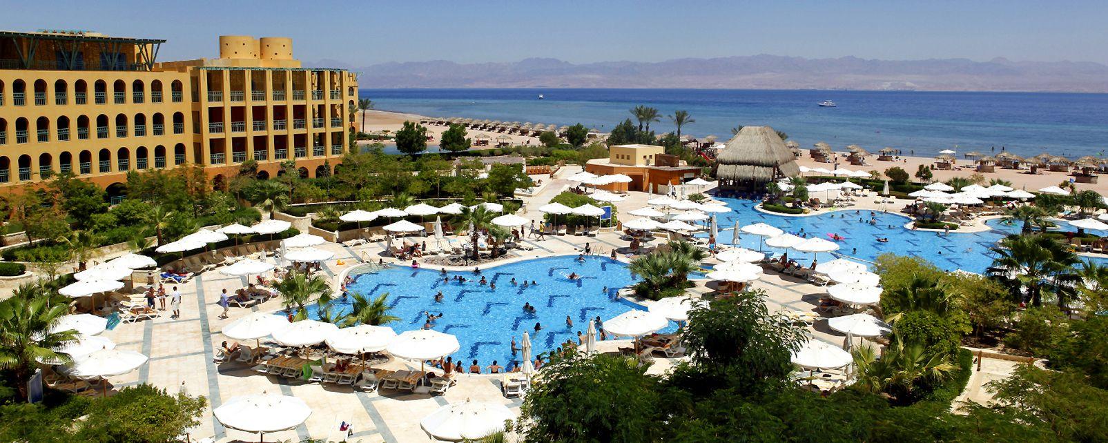 Hôtel InterContinental Beach Resort Taba Heights