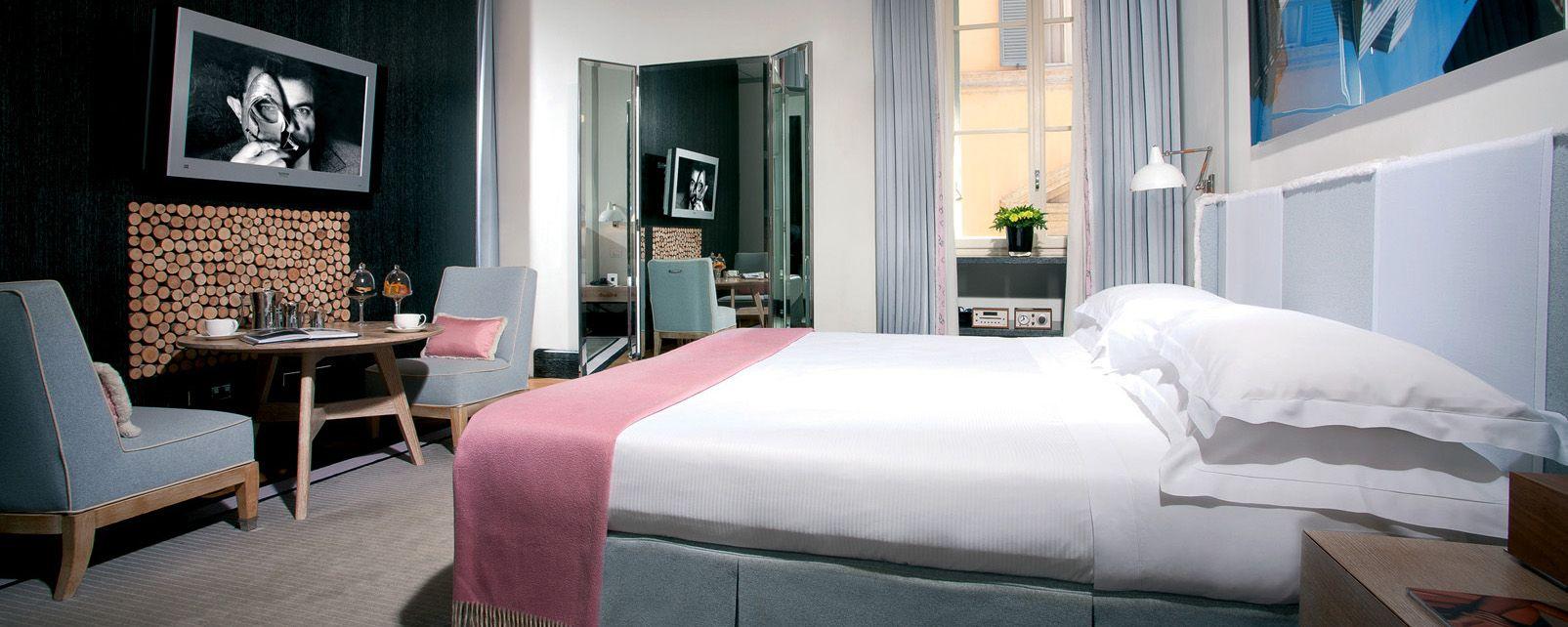 Hôtel Portrait Suites Rome