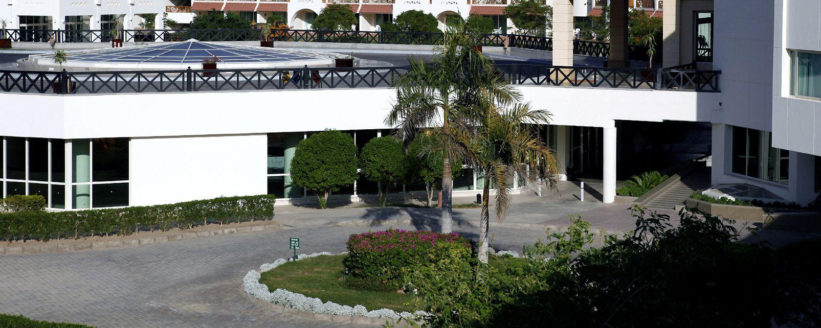 Hotel Mövenpick Resort Taba