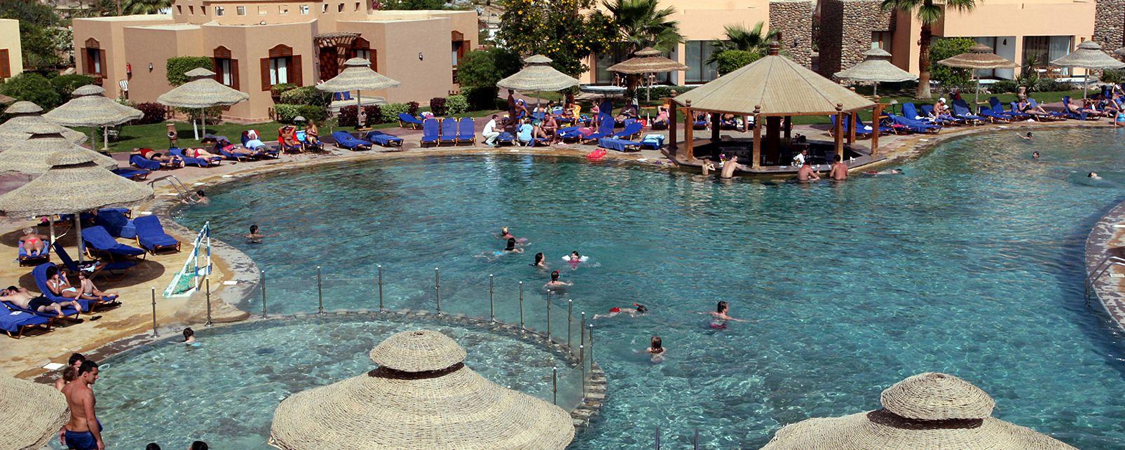 Hôtel Nubian village