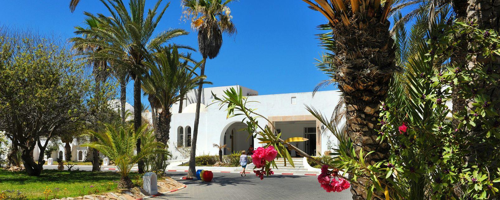Hotel meninx in djerba tunisia for Hotels djerba