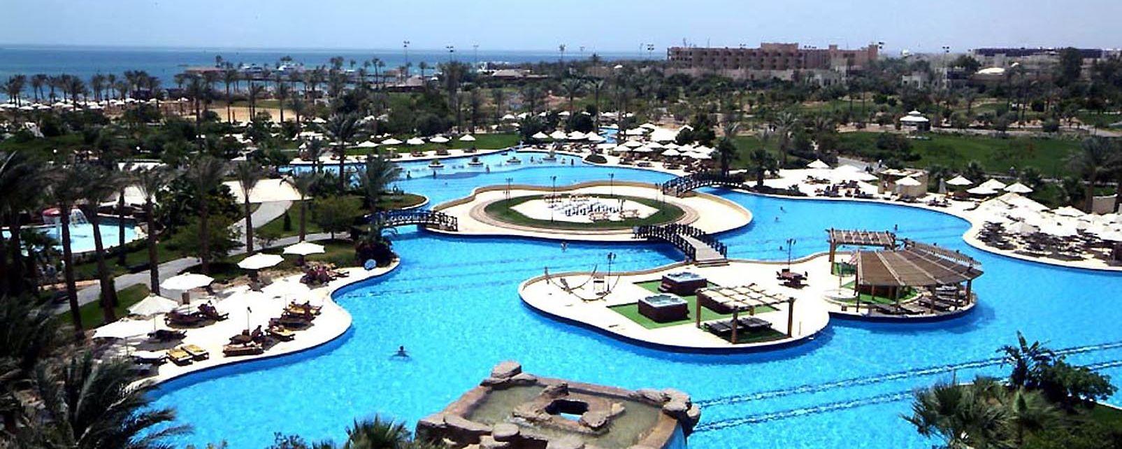 Steigenberger Al Dau Beach Hotel Hurghada Egypt