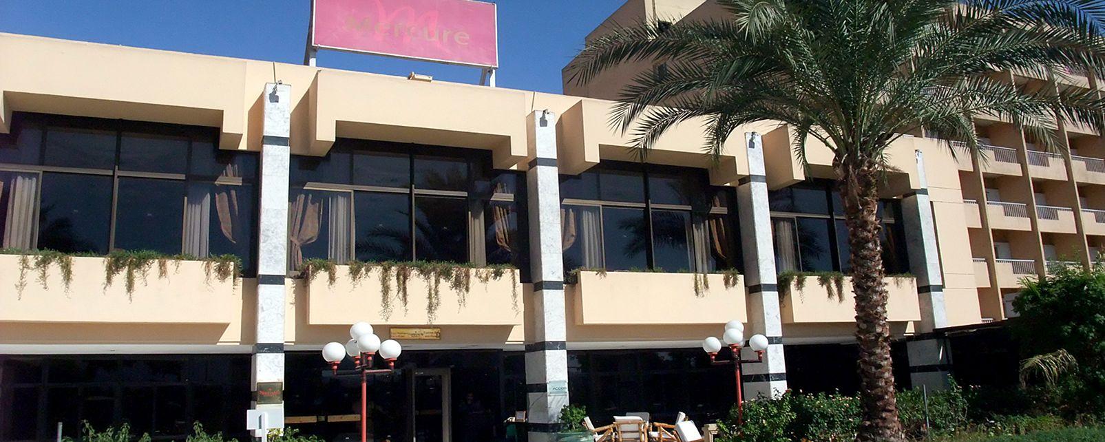 Hôtel Mercure Luxor