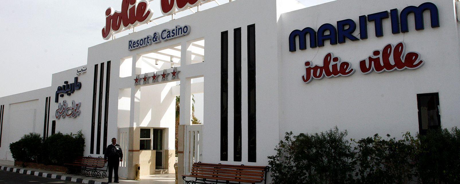 Hôtel Maritim Jolie Ville Casino