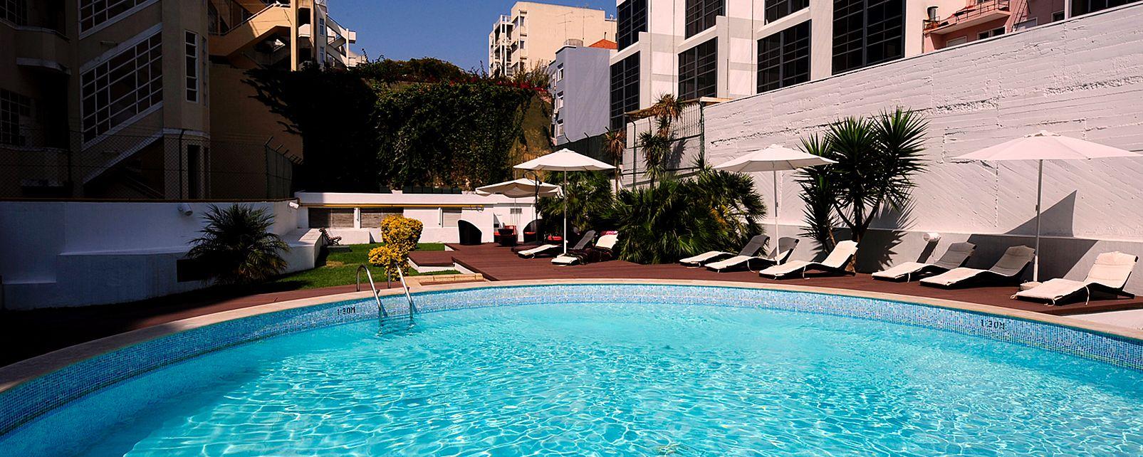 Hotel Clarion Suites Lisbon