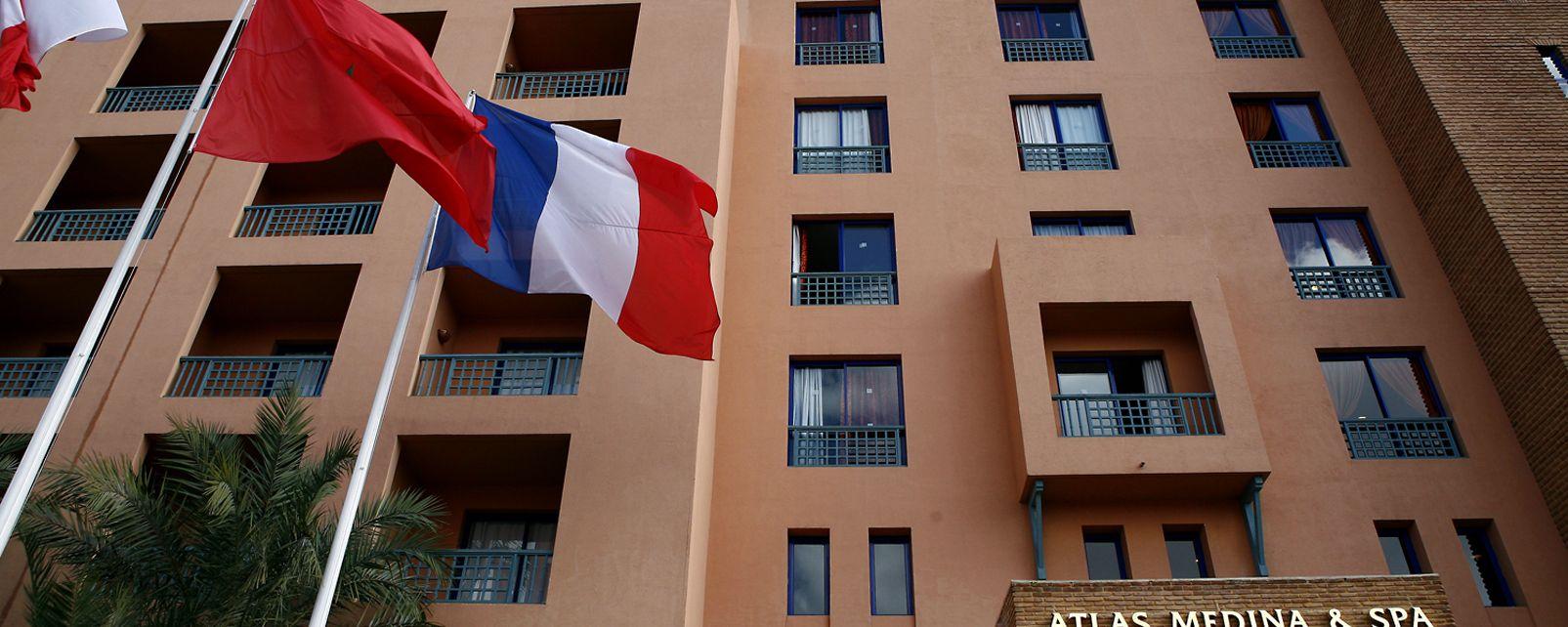 Hotel Atlas M�dina et Spa