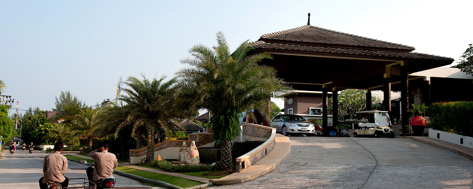 Hotel Khaolak Seaview Resort Spa