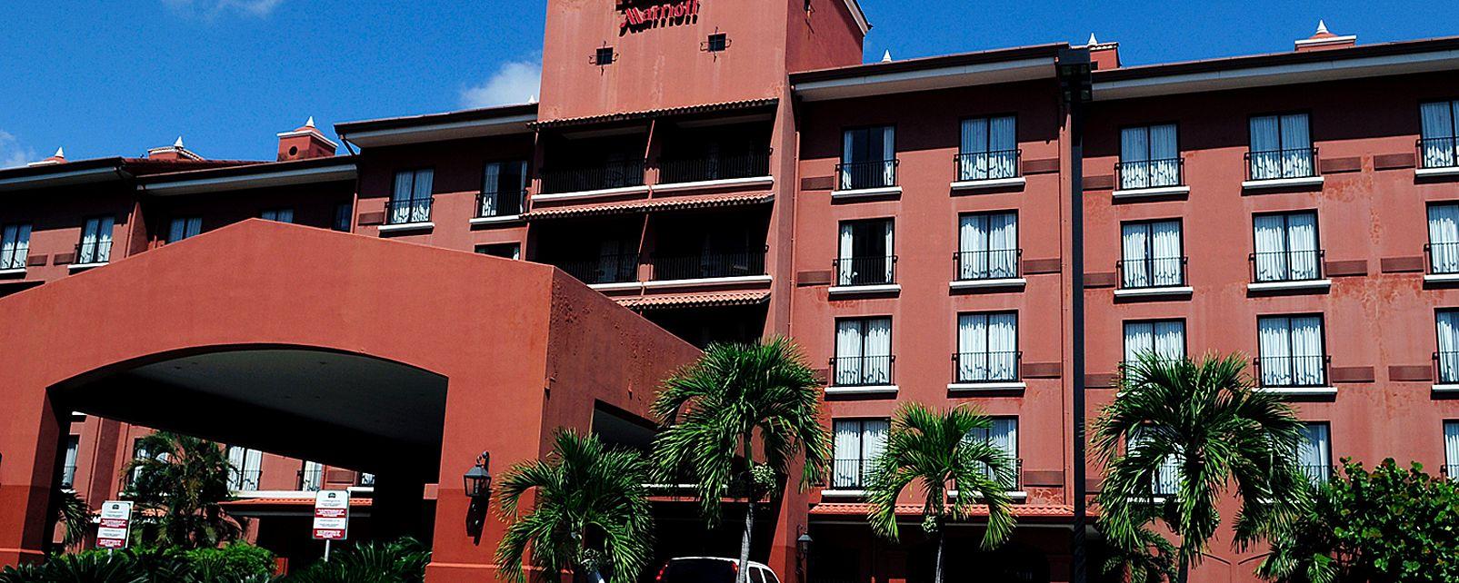 Hôtel Courtyard by Marriott Santo Domingo