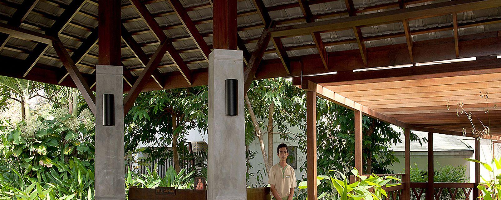 Hotel Peace Laguna Resort Krabi Thailande