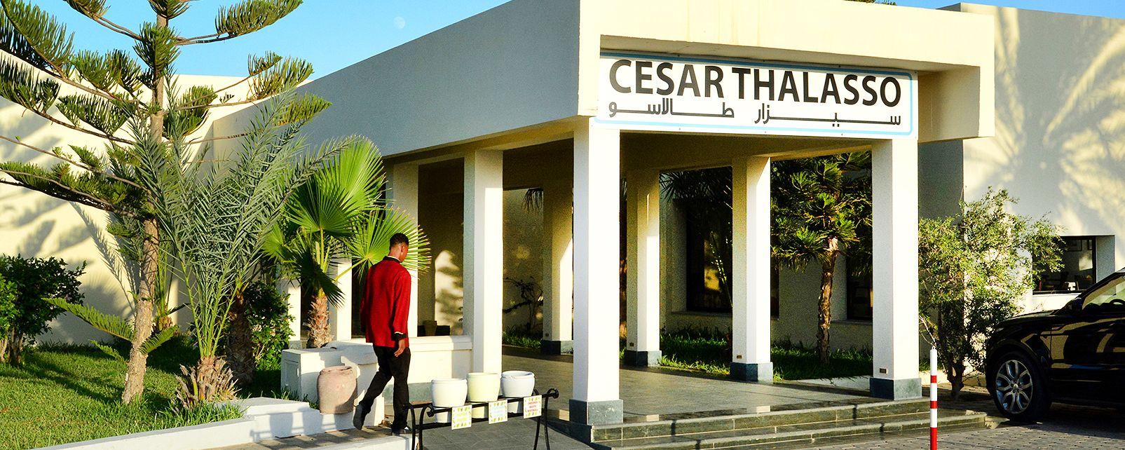 Hôtel Cesar Thalasso