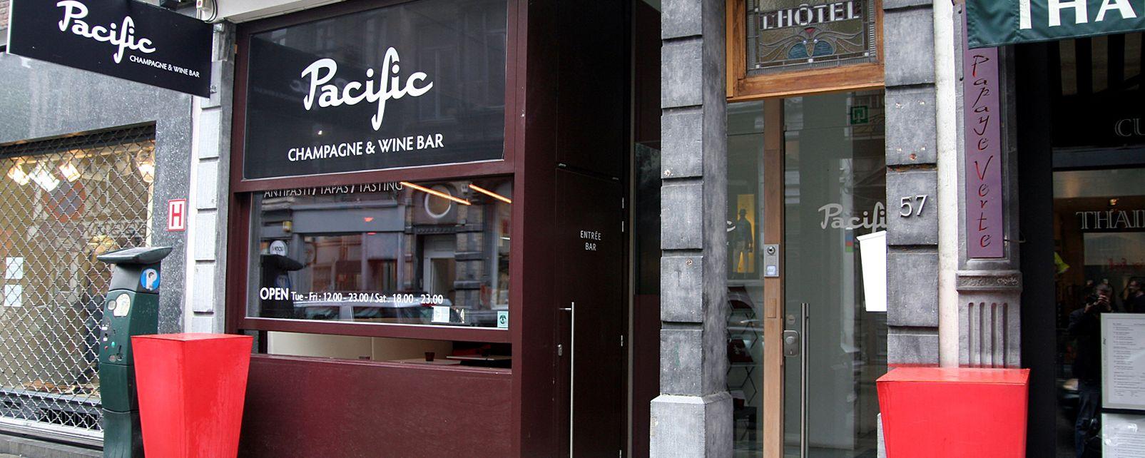 Hôtel Café Pacific