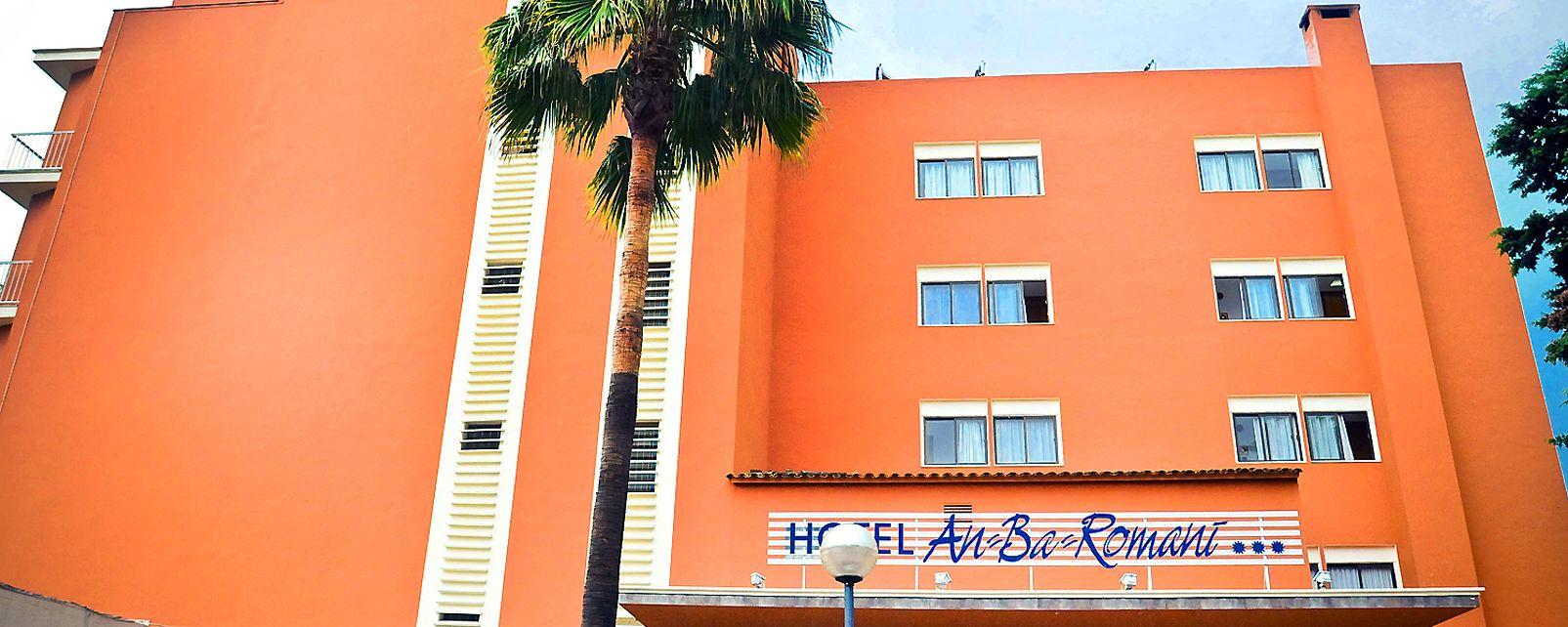 Hôtel Anba Romani