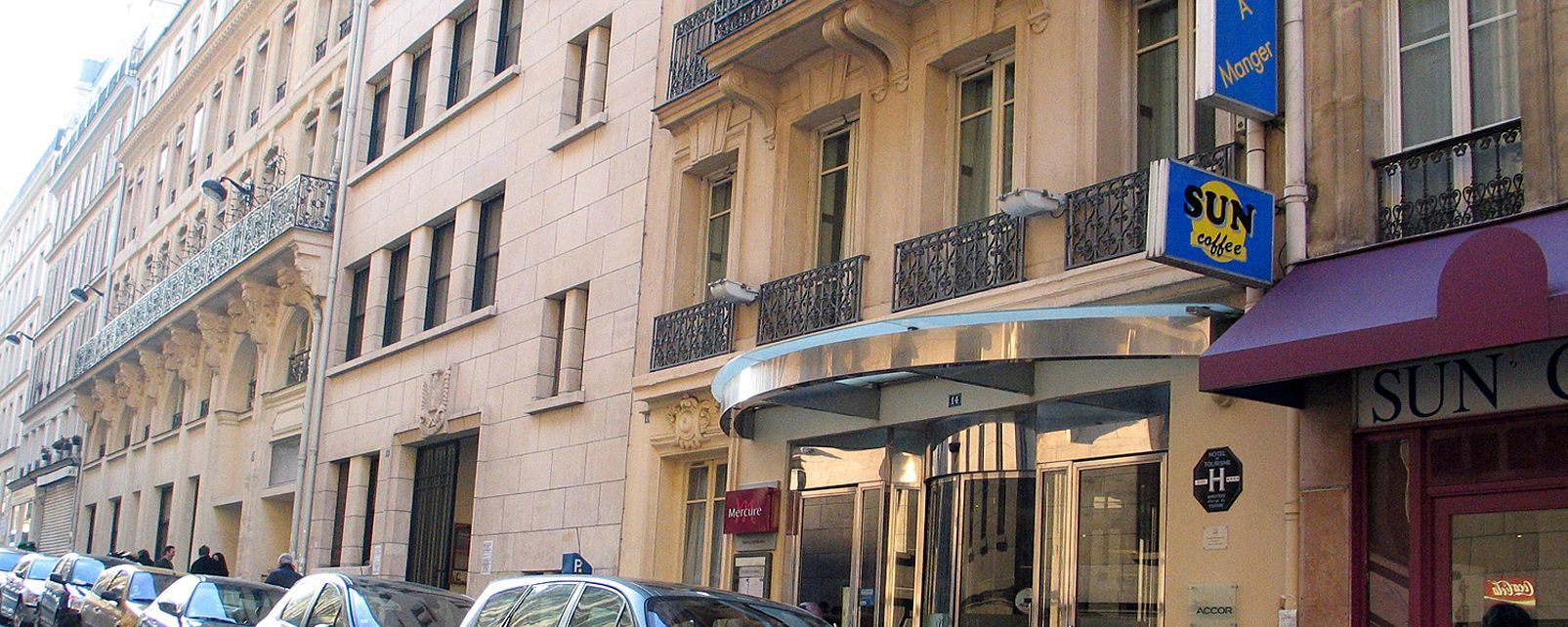 Hotel mercure paris la sorbonne for Hotel sorbonne paris