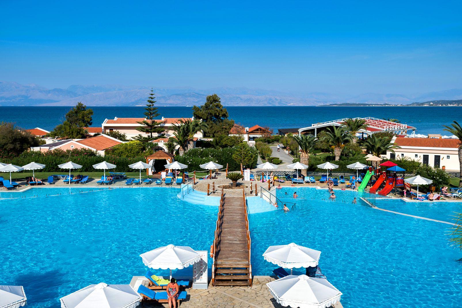 Club Jet tours Roda Beach 4*  - 1