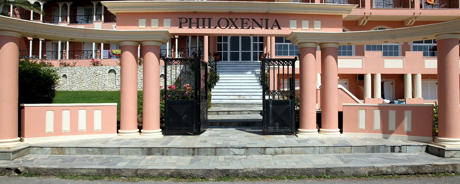 Hotel Philoxenia Corfou