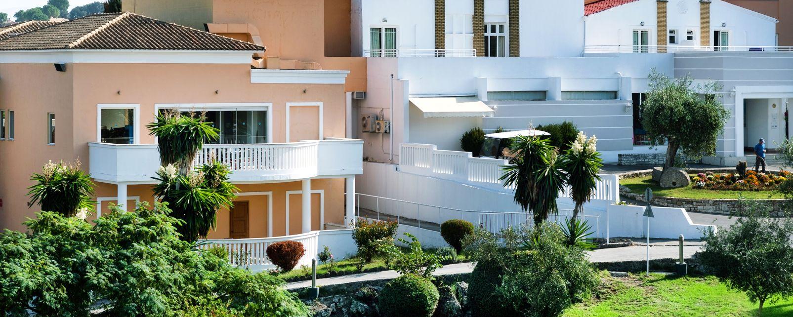 Hôtel Louis Corcyra Beach