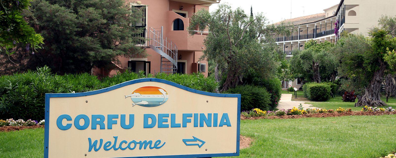 Hôtel Delfinia