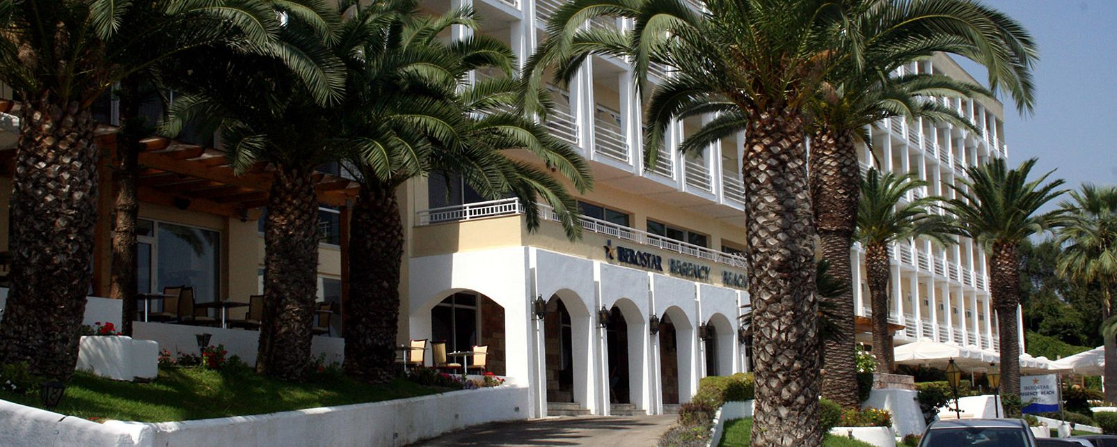 Hôtel Primasol Louis Ionian Sun