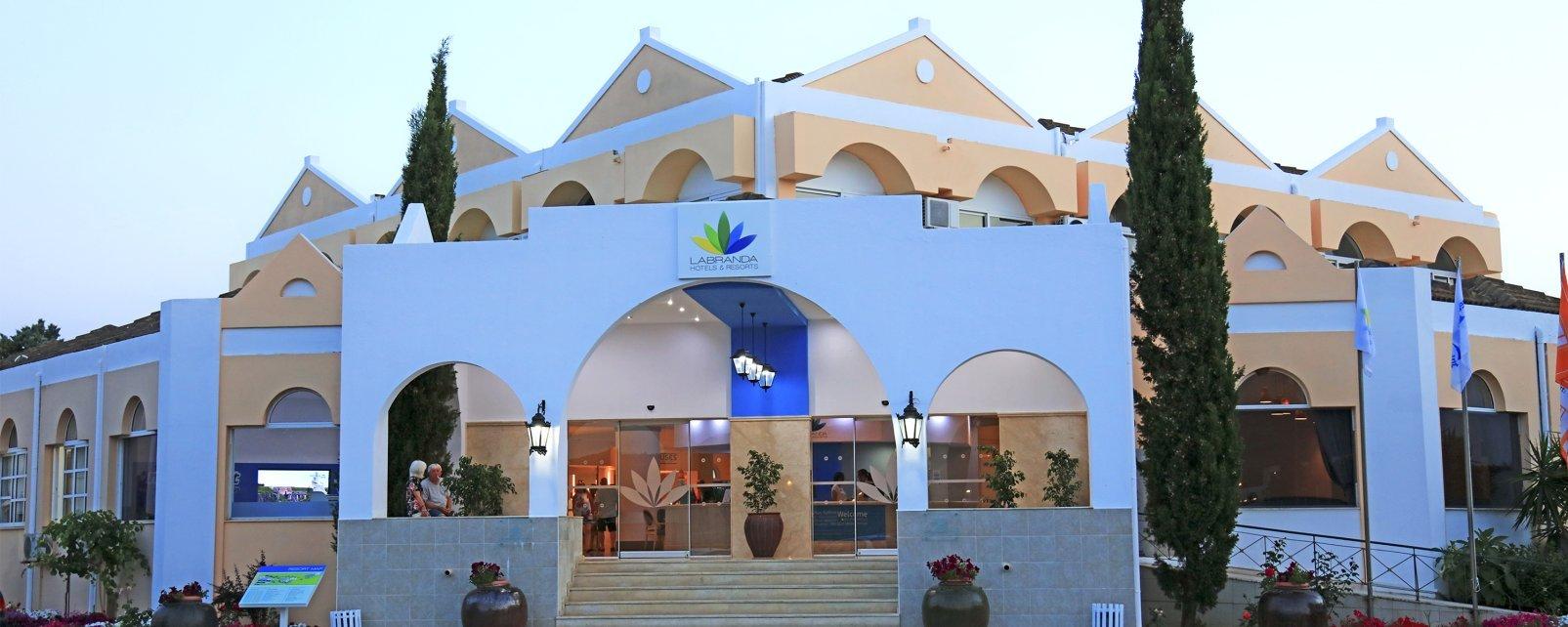 Hôtel Aquis Sandy Beach