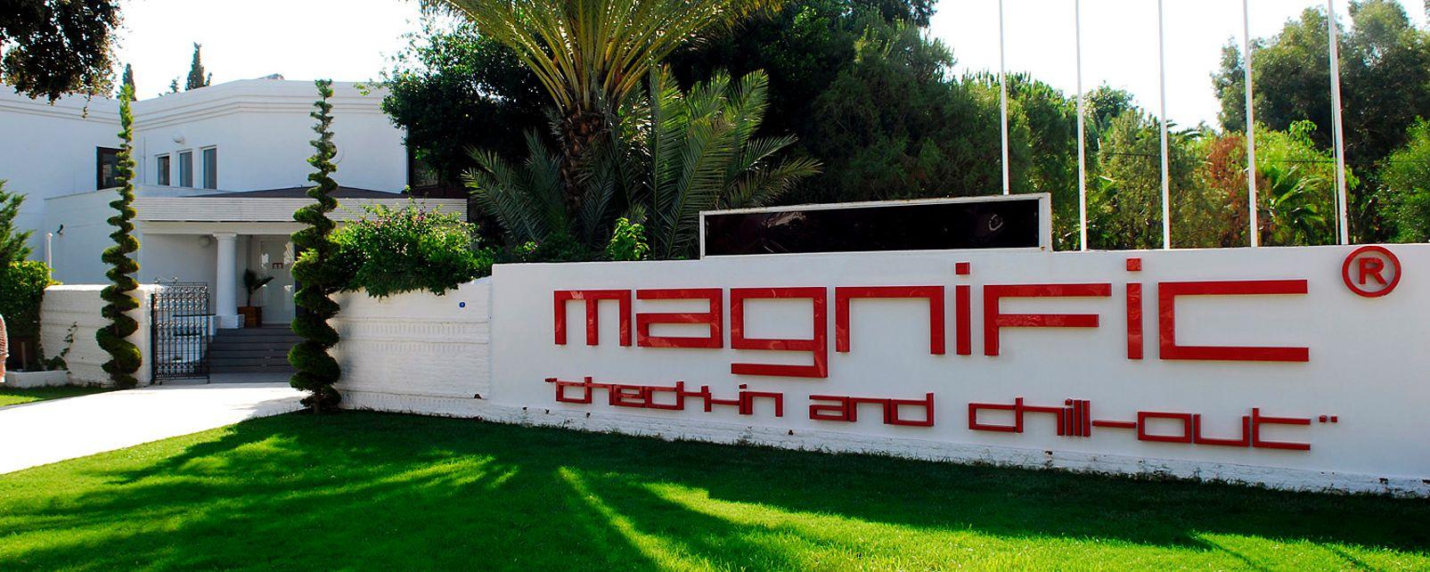 Magnific Hotel Bodrum Bewertung