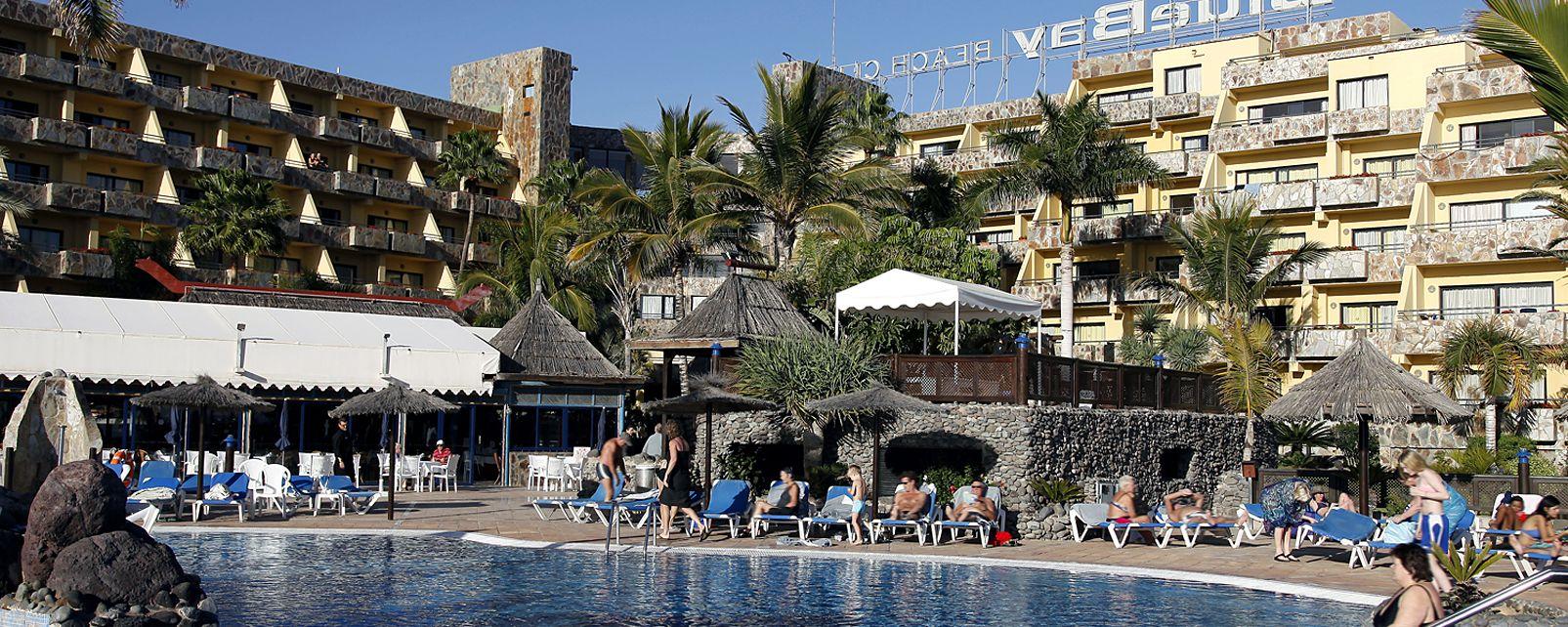 Hôtel Blue Bay Beach Club