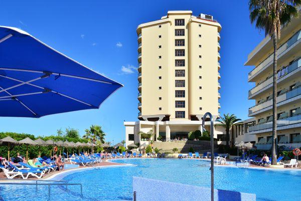 Amerikanischer Kühlschrank Real : Hotel camino real torremolinos