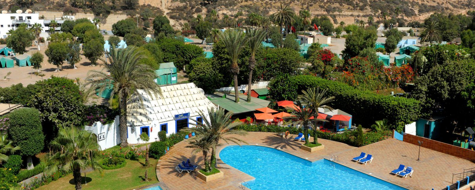 Hotel Hôtel Oasis Agadir
