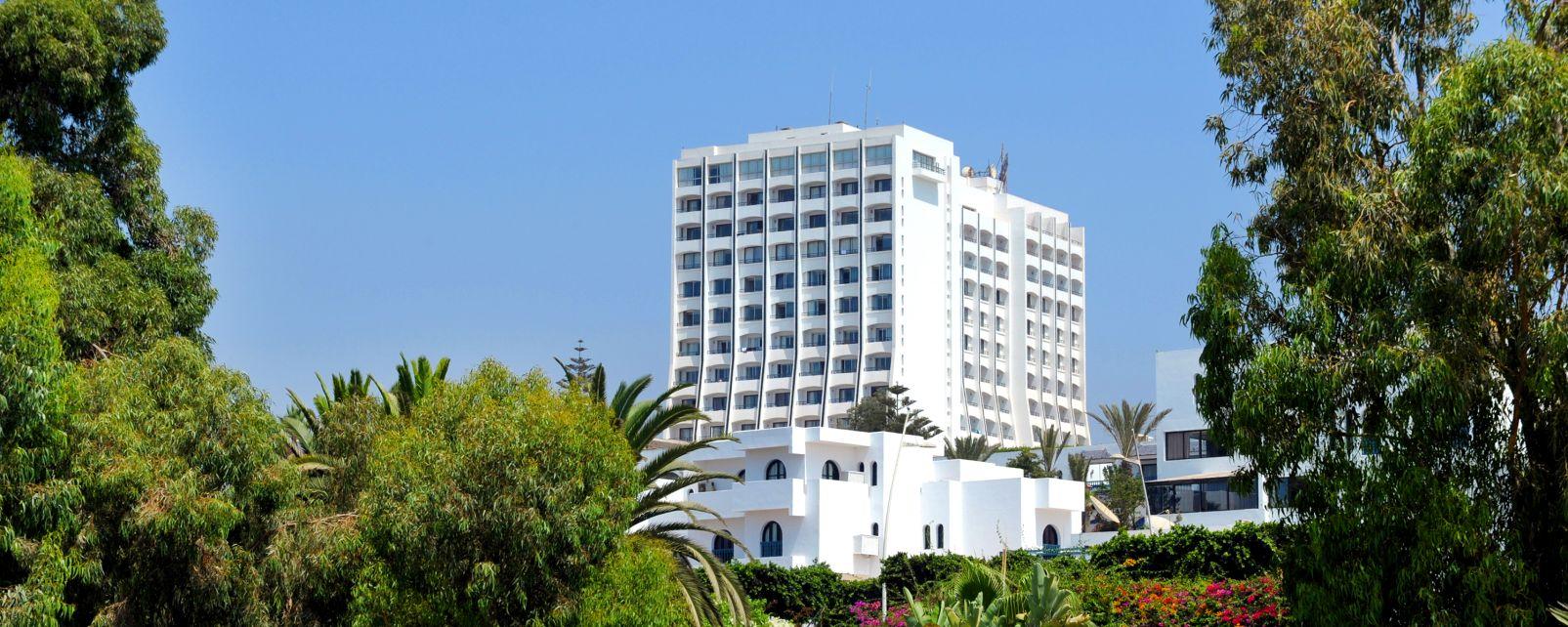 Hôtel Anezi Tower