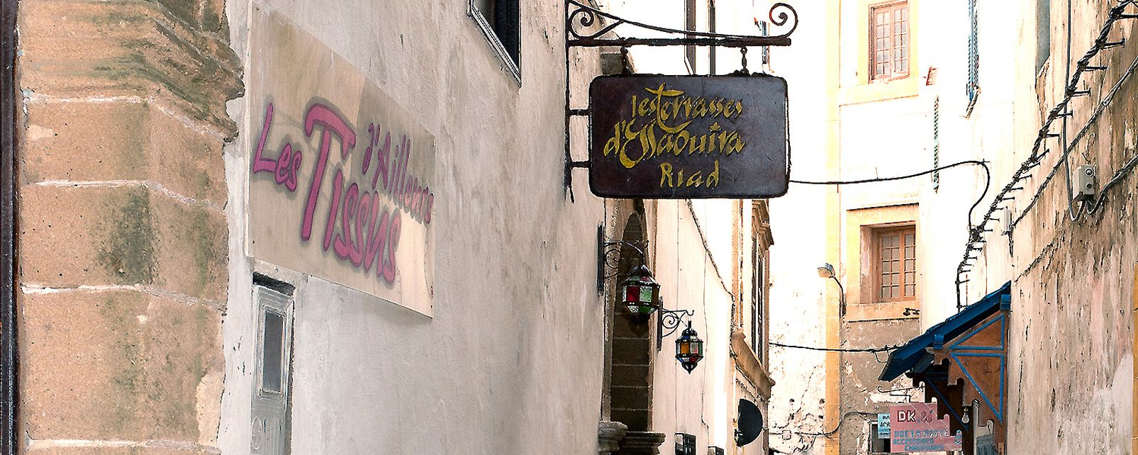 Hotel Les Terrasses d'Essaouira