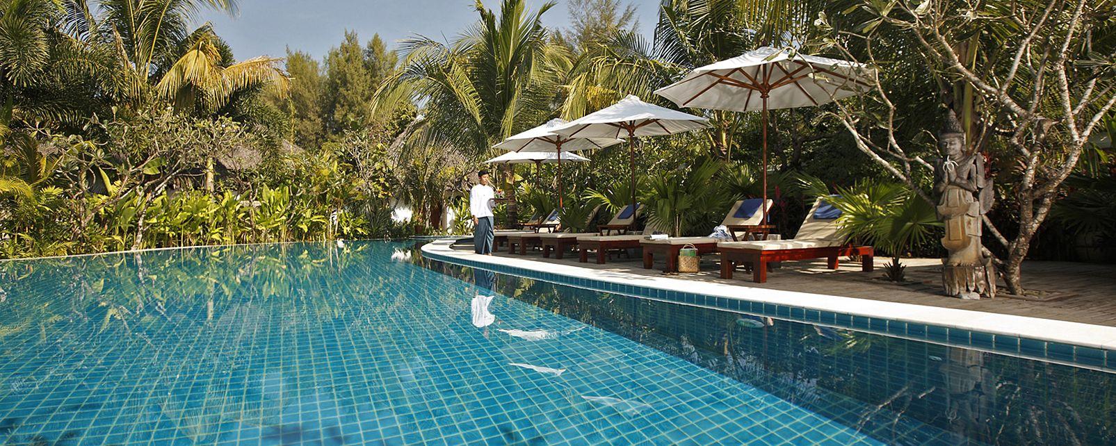 Hôtel Ngapali Bay Villas & Spa