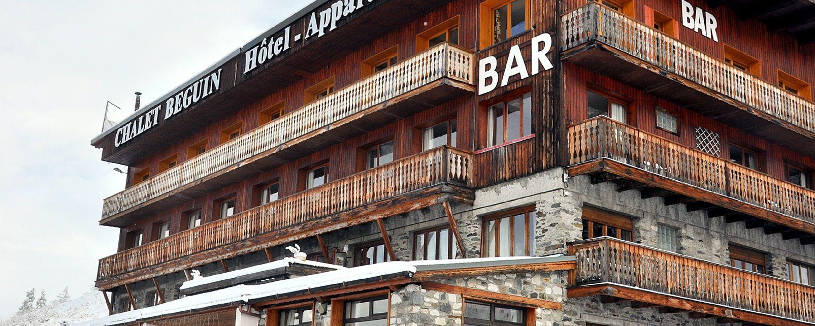 Hotel Chalet Beguin